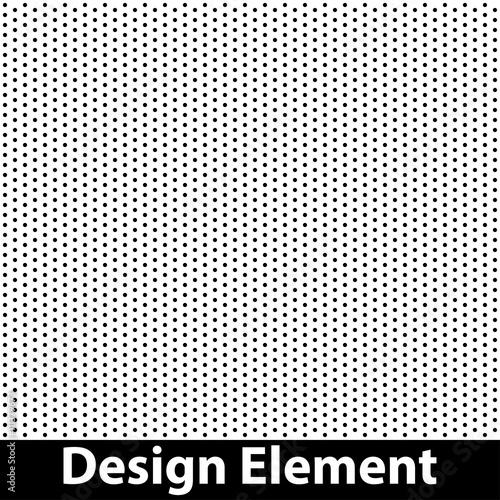 Fotografia, Obraz Vector halftone dots.