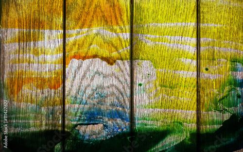 Grunge texture Canvas Print