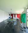 Interior of a studio apartment