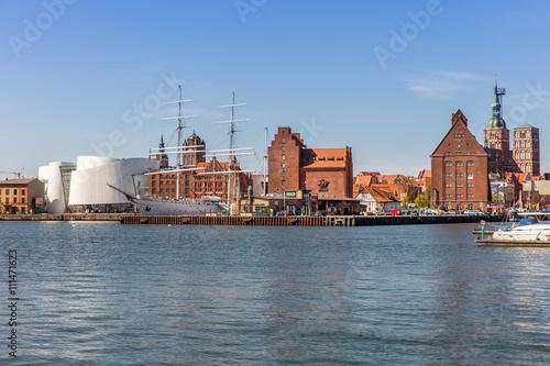 Fotografía  Stralsund Hafen