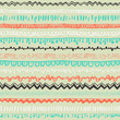 Ornamental ethnic seamless pattern.