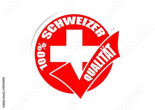 100% Schweizer Qualität - Logo für Ihre Firma - Buy this stock ...