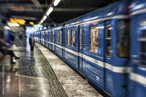 subway activity