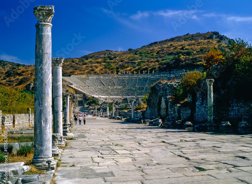 Valokuva  Ephesus,Turkey