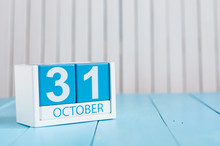 October 31st. Image Of October...