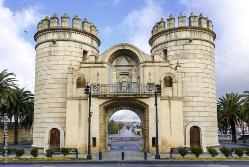 Palms Gate, Badajoz Spain