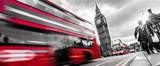 Fototapeta Londyn - Londons traffic