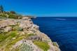 Küstenlinie Mittelmeer Spanien Insel Mallorca