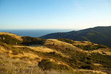 Ocean View And Geology, Malibu, CA