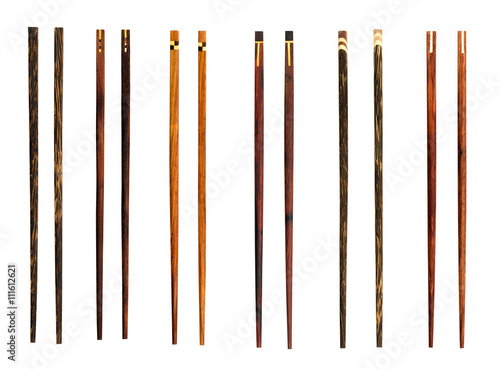 Fotografie, Obraz  Chopsticks in the eastern traditional cuisine