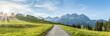 Wilder Kaiser Berglandschaft Panorama