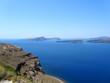 View of Santorini Caldera, Greece