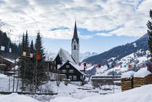Österreich, Montafon, Silbert...