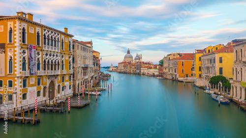 Obraz Wenecja, Canal Grande, Włochy - fototapety do salonu