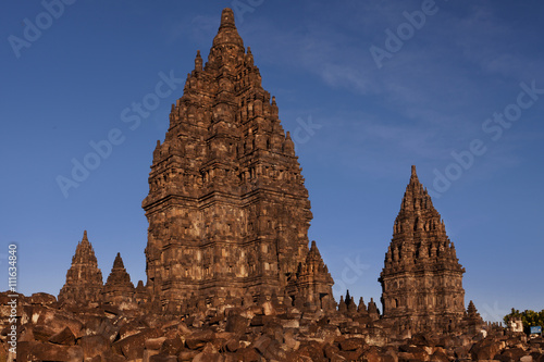 Foto op Plexiglas Indonesië Prambanan Temple in Indonesia