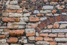 Ancient Stone Wall.