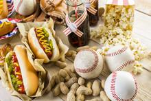 Baseball Food