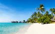 Sommer, Sonne, Meer und Strand auf den Malediven