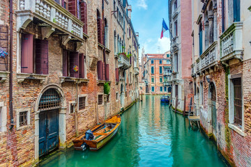 Fototapeta na wymiar Architecture Venice, Italy