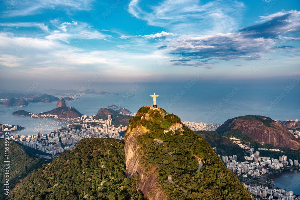 Fototapety, obrazy: Rio De Janeiro Landscape