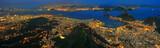 Rio de Janeiro / Zuckerhut, Guanabara Bucht und Stadtzentrum