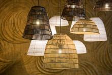 Decorating Hanging Lantern Lamps
