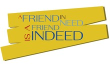 A Friend In Need Is A Friend Indeed Proverb