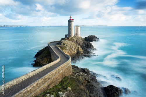 Photo Phare du petit minou in Plouzane, Brittany, France