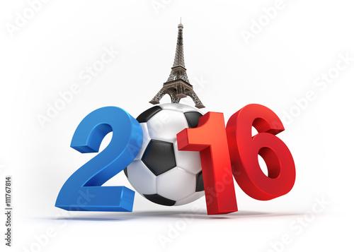 France 2016 Poster