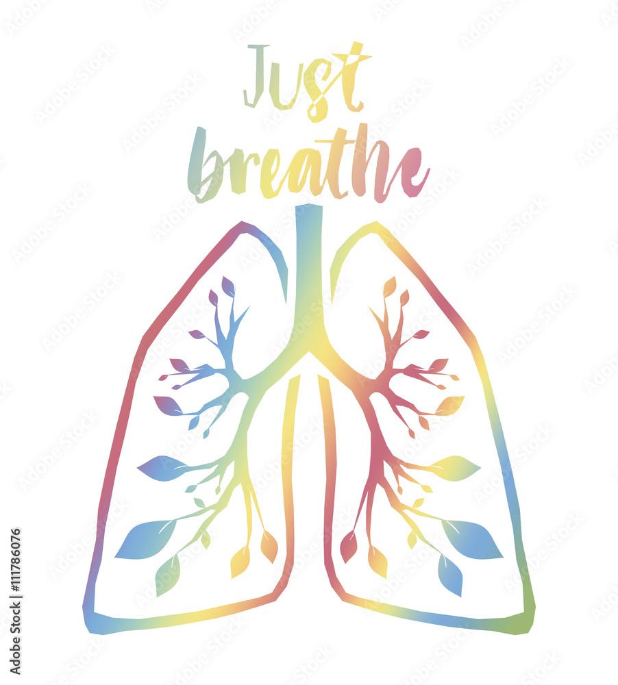 Valokuva  Just Breathe