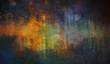 canvas print picture - Grunge texture