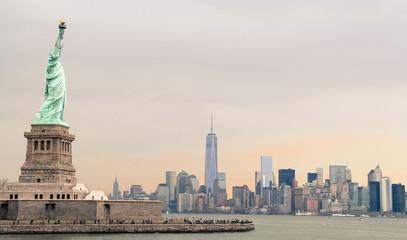 미국 뉴욕시에 있는 자유의 여신상
