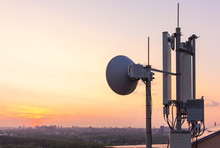 Cellular Communications Tower ...