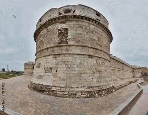 Papiers peints Fortification Forte Michelangelo