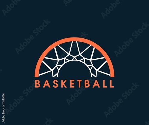 basketball logo adobe stock でこのストックベクターを購入して 類似