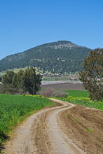 Mount Tabor In Israel
