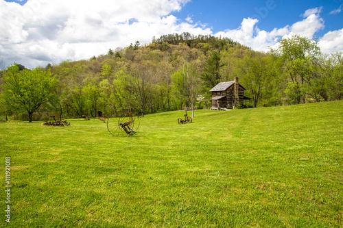 Fotografía  Historic Pioneer Farm In Kentucky