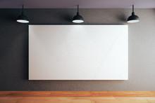 Whiteboard In Room
