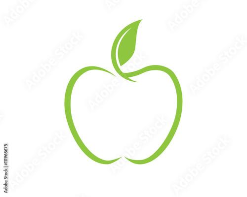 Valokuva  Green Apple