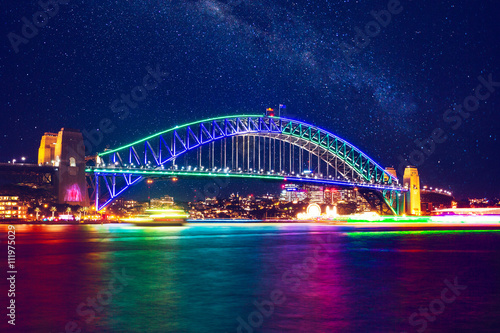 Photo  Sydney Habour Bridge