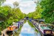 canvas print picture - Little Venice in London