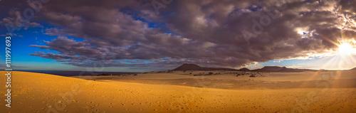 Fotobehang Zandwoestijn Dunes National Park