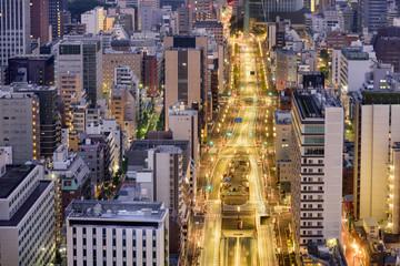 Panel SzklanyToranomon Tokyo Japan