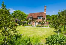 English Cottage House