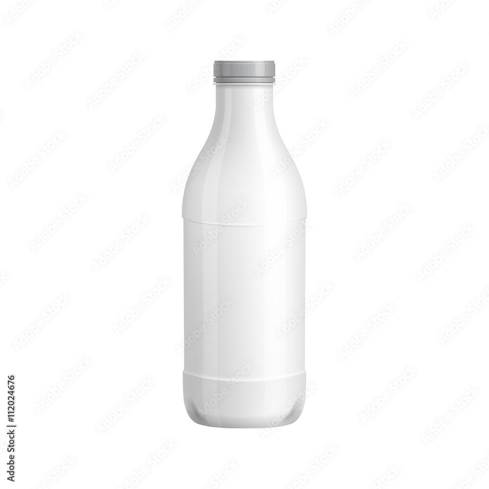 Photo Art Print Plastic Bottle Template