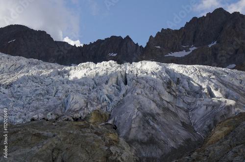 Fotografia, Obraz  Séracs du glacier Blanc (PN Ecrins / Hautes-Alpes)