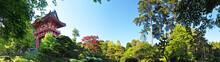 San Francisco: La Casa Del Tè Nel Japanese Tea Garden Il 16 Giugno 2010. Creato Nel 1894 All'interno Del Golden Gate Park, è Il Più Antico Giardino Pubblico Giapponese Negli Stati Uniti