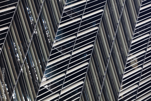 Fotografie, Obraz  abstract architectural pattern