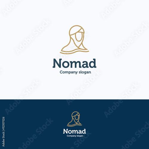 Fotografia Nomad logo
