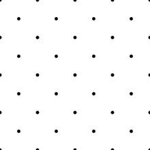 Polka Dot Geometric Seamless P...